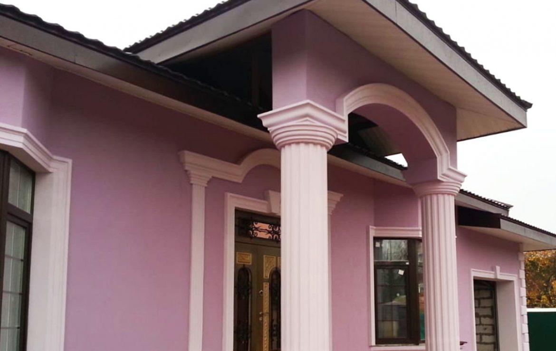 Фасадные элементы из пенополистирола